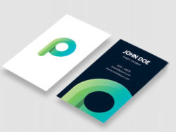 Eco Business cards